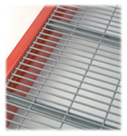 Flush Wire Decking