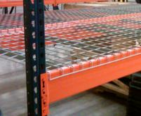 Wire Decking for 1-5/8'' Step Beams | Rack Wire Mesh Decking for Sale